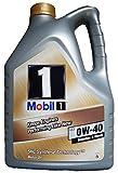 Mobil 1 FS 0W-40 Motoröl, 5L