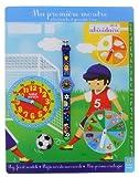 Baby Watch Abc Soccer - Reloj de aprendizaje de cuarzo para niño, correa de plástico color azul