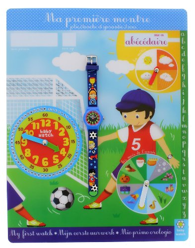 Baby Watch Abc Soccer