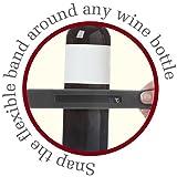Vacu vin 3630360 Weinthermometer, Grau - 6