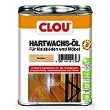 Clou Hartwachs-Öl farblos 0,750 L