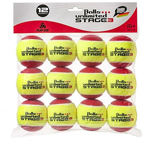 Balls... unlimited Stage 3Pelotas Rojo Infantil