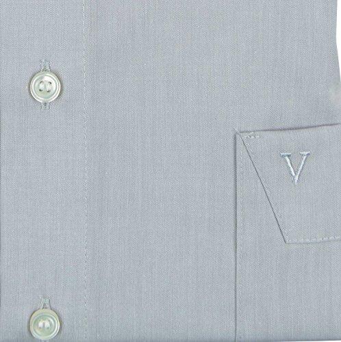 Camicia a Modern Fit medio grigio - 4704,64,60 Grigio chiaro