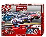 Carrera- DTM Victory Circuito Completo de Coches, Multicolor (Stadlbauer 20040040)