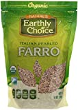 Nature's Earthly Choice Organic Farro 340 g (Case of 14)