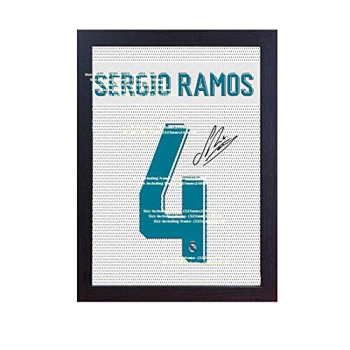 SGH SERVICES New Sergio Ramos Real Madrid - Camiseta