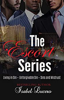 The Escort Series by [Lucero, Isabel]