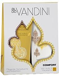 aldoVANDINI COMFORT Duo Set Tahiti Vanilla & Macadamia   - vegan & parabenfrei, 1er  Pack (1 x  1 Stück)