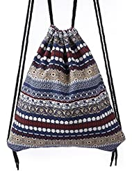 Lady Donovan - bolsa de deporte bolsa bolsa de deporte mochila bolsa de yute bolsa - Hipp