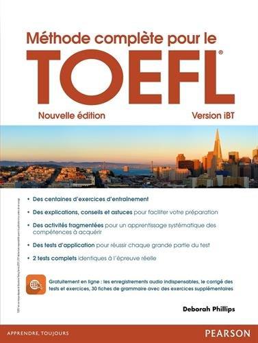 Méthode complète pour le TOEFL