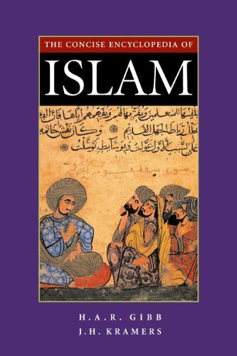 Concise Encyclopedia of Islam (2001-12-15)
