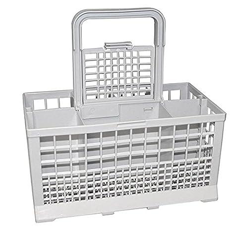 Besteckkorb Universal passend für viele Spülmaschinen Geschirrspüler in 60cm Breite - Maße: 235 x