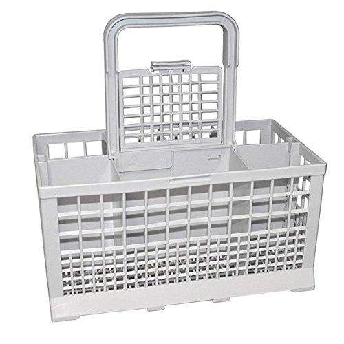 Besteckkorb Universal passend für viele Spülmaschinen Geschirrspüler in 60cm Breite - Maße: 235 x 136mm