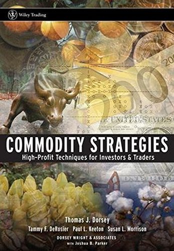 Commodity Strategies: High-Profit Techniques for Investors and Traders by Thomas J. Dorsey (2007-09-28)