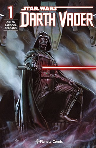 Star Wars Darth Vader (tomo recopilatorio) nº 01/04 (Star Wars: Recopilatorios Marvel) por Kieron Gillen