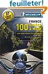 100 vir�es � moto France Michelin
