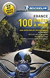 100 virées à moto France Michelin