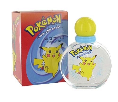Image of Pokemon Eau De Toilette 50ml / 1.7 fl.oz