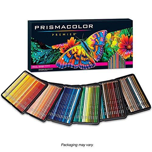Sanford Prismacolor Premier - Lápices de colores, 150pcs