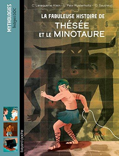 La fabuleuse histoire de Thse et le minotaure