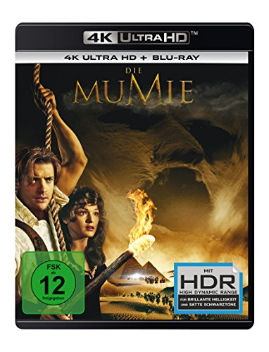 Die Mumie  (4K Ultra HD) (+ Blu-ray) -