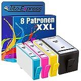 PlatinumSerie® 8 Druckerpatronen XXL mit Chip und Füllstandsanzeige kompatibel zu HP 920 XL OfficeJet 6000 6500 6500A Plus 7000 7500 7500A