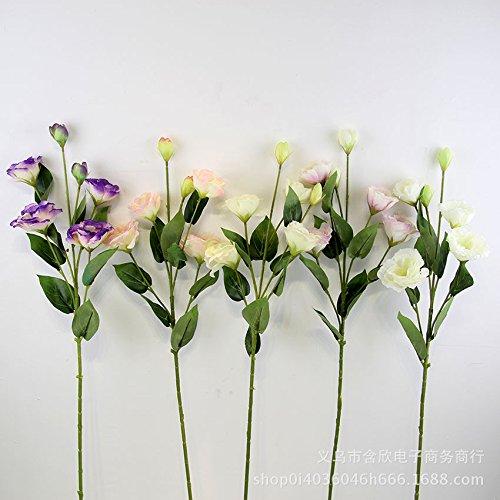 HUAYIFANG Simulation Und Emulation Silk Blume Emulation Der Glockenblume Blume Desktop