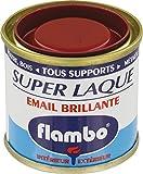Avel 342089 Laque Flambo 50 ml Rouge Vif