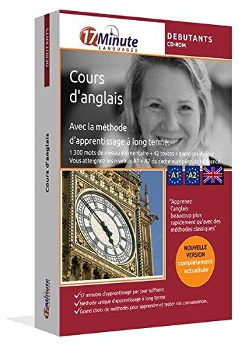 Cours d'anglais pour débutants (A1/A2). Logiciel pour Windows/Linux/Mac OS X. Apprendre les bases de l'anglais