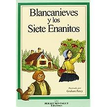 Blancanieves Y Los Siete Enanitos (+cd) (Cuentos En Imagenes)