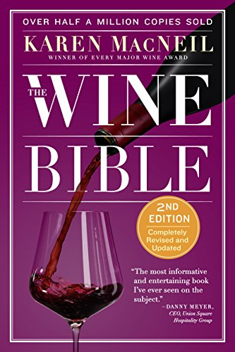 The Wine Bible (English Edition)