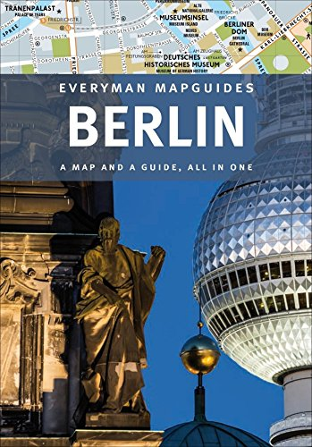 Berlin Everyman Mapguides - English edition (National Geographic Explorer)