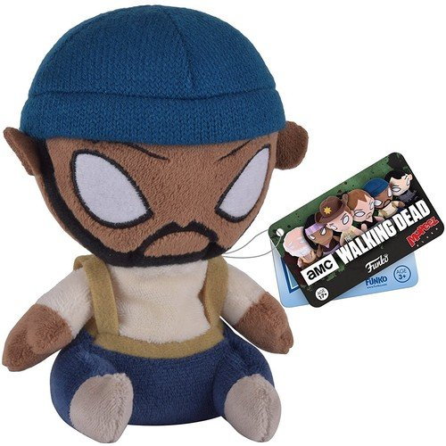 The Walking Dead Tyreese Mopeez Plush Toy