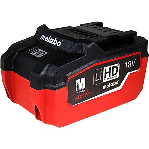 Metabo Batería para Martillo BHA 18 LT 5