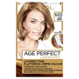 Excellence Age Perfect 6.03 Light Golden Brown Hair Dye