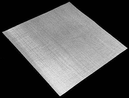Inoxia Ltd Grillage métallique 200 en acier inoxydable 30 x 30 cm
