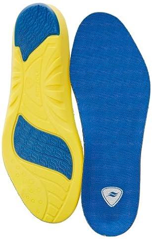 Sofsole Athlete M, Semelles Sport Homme - Bleu (Blue), 45- 46 EU