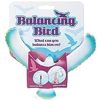 Gerade gewichteten Kunststoff Balancing Vogel-Spielzeug-Geschenk hält perfektes Gleichgewicht
