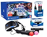 PlayStation VR2 [Méga Pack]: Skyrim + Doom + WipEout + Astro Bot + VR Worlds + Paire...
