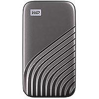 WD My Passport SSD 2 TB mobile Festplatte (NVMe-Technologie, USB-C und USB 3.2 Gen-2 kompatibel, Lesen 1050 MB/s…