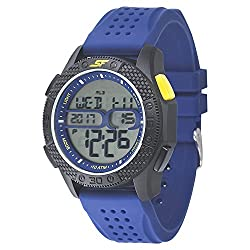SONATA SF by Sonata Carbon II Series Digital Watch (77057PP01J)