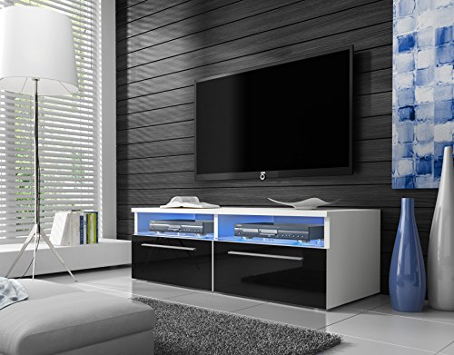Mobile Tv Moderno Led : Siena u mobile porta tv supporto tv moderno cm bianco