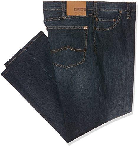 Mustang Big Sur, Jeans a Taglio Dritto Uomo, Blau (Rinse 091), 40W X 32L