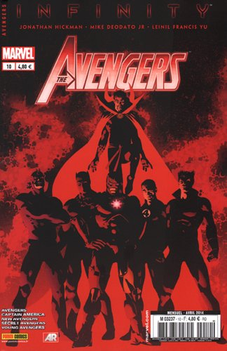 Avengers, Tome 10 : Infinity 2013