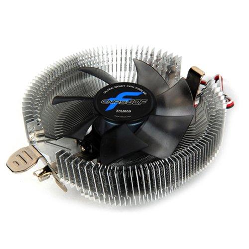 Zalman CNPS80F - Ventilador para caja de ordenador (8 cm), negro