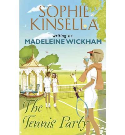 (The Tennis Party) By Madeleine Wickham (Author) Paperback on (Jul , 2011) par Madeleine Wickham