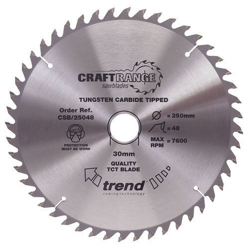 Preisvergleich Produktbild Trend - Craft Sägeblatt 130mm x 12 Zähne x 20mm - CSB/13012