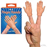 Pair Of Finger Hands
