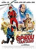 CINEMA / Les Aventures de Spirou et Fantasio - 2018 - Alex Lutz, Ramzy Bedia - 116x156cm - Affiche Originale