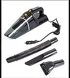 WHLXCQ Fahrzeugstaubsauger Für Trockenes Fahrzeug Und Dual Use Minifahrzeug Schwarz Handstaubsauger